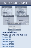 Sammeledition Content DVD/CD-Sets 11-18